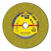 Круг отрезной для металла KLINGSPOR EXTRA 230х3,0х22,23 А24