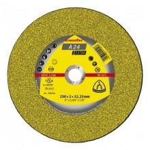 Круг отрезной для металла KLINGSPOR EXTRA 230х2,0х22,23 А24