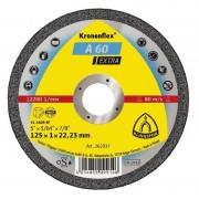 Круг отрезной для металла KLINGSPOR EXTRA 125х1,0х22,23 А60