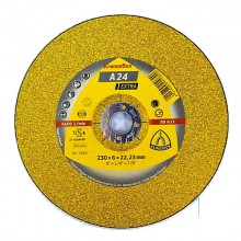 Круг шлифовальный для металла KLINGSPOR EXTRA 230х6,0х22,23