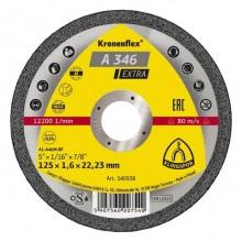 Круг отрезной для металла KLINGSPOR EXTRA 125х1,6х22,23 А346