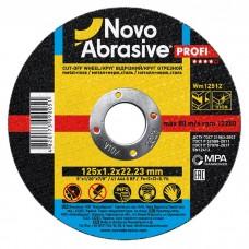 Круг отрезной для рельс NOVOABRASIVE 350х3,5х25,4