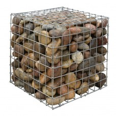 """Габион в сборе """"куб"""" 0,4х0,4х0,4м (сетка 50х100х4,0мм)"""