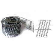 Гвозди в бобинах КР 3,1х88 (уп. 4,5тис.шт)