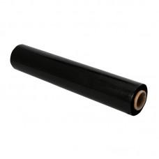 Пленка п/э стретч 17кмк (рулон 0,5х300м) черный