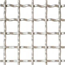 Сетка канилированная 25х25х3,0 (1х2) оцинк.