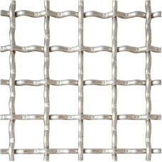 Сетка канилированная 20х20х3,0 (1х2) неоцинк.