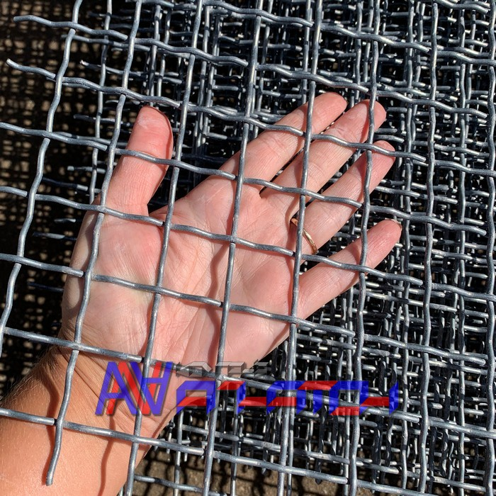 Сетка канилированная 25х25х3,0 (1х2) оцинк., шт
